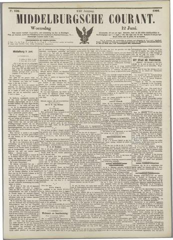 Middelburgsche Courant 1901-06-12
