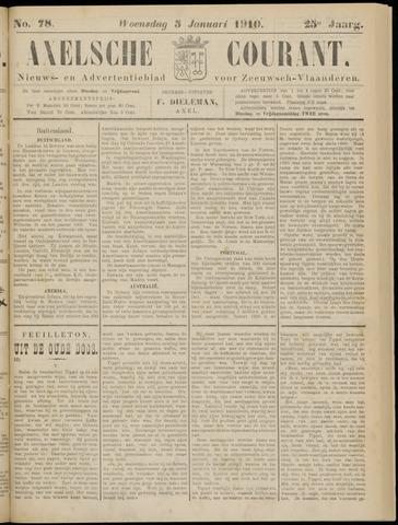 Axelsche Courant 1910-01-05