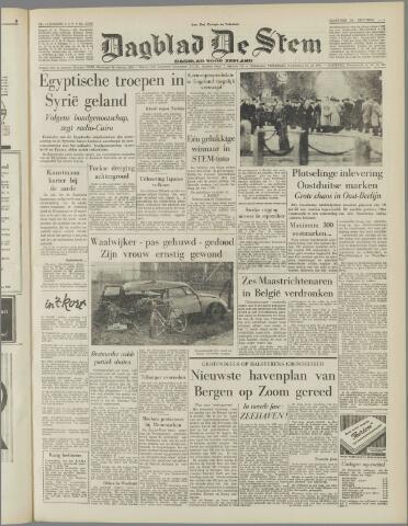 de Stem 1957-10-14