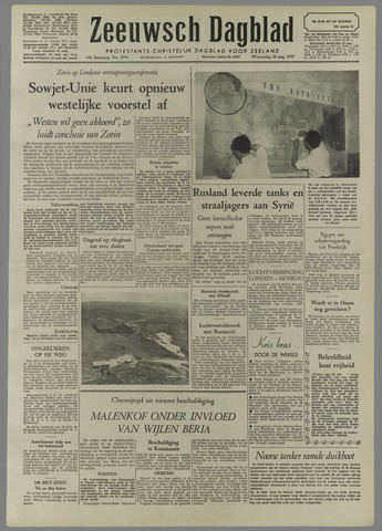 Zeeuwsch Dagblad 1957-08-28