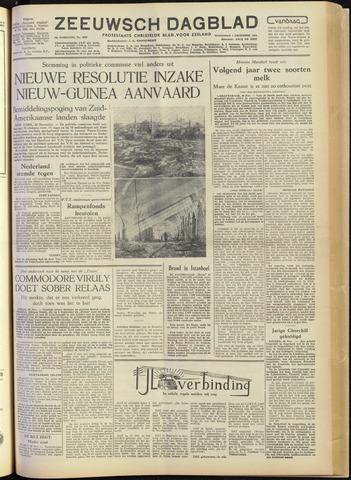 Zeeuwsch Dagblad 1954-12-01