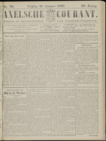 Axelsche Courant 1924-01-11