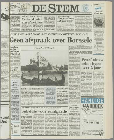 de Stem 1985-07-13