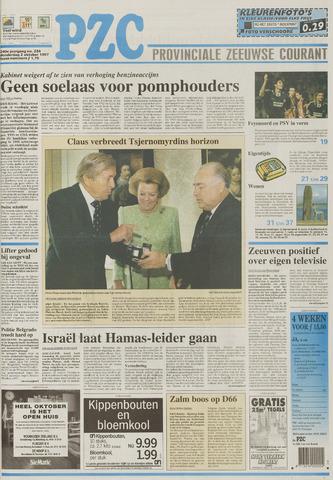 Provinciale Zeeuwse Courant 1997-10-02
