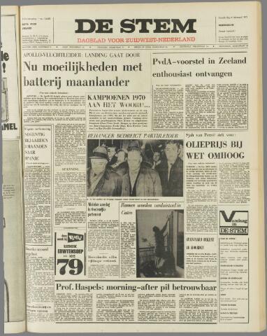 de Stem 1971-02-04
