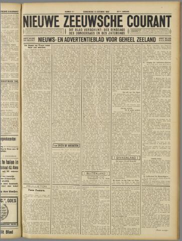 Nieuwe Zeeuwsche Courant 1932-10-13
