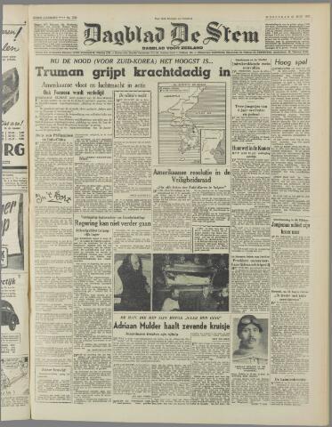 de Stem 1950-06-28