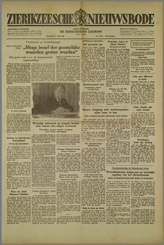Zierikzeesche Nieuwsbode 1952-05-07