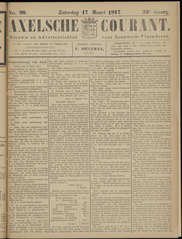Axelsche Courant 1917-03-17