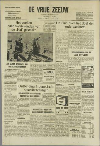 de Vrije Zeeuw 1966-09-17