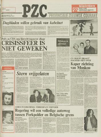 Provinciale Zeeuwse Courant 1977-03-16