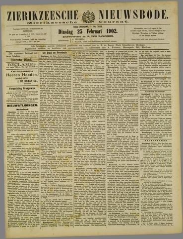 Zierikzeesche Nieuwsbode 1902-02-25