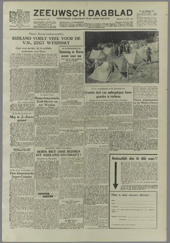 Zeeuwsch Dagblad 1953-09-22