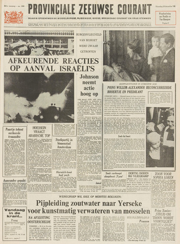 Provinciale Zeeuwse Courant 1968-12-30
