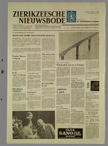 Zierikzeesche Nieuwsbode 1972-10-03