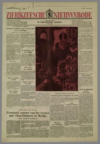 Zierikzeesche Nieuwsbode 1958-11-27