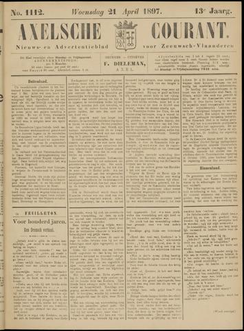 Axelsche Courant 1897-04-21