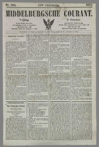 Middelburgsche Courant 1877-10-05