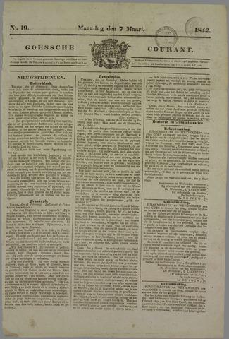 Goessche Courant 1842-03-07
