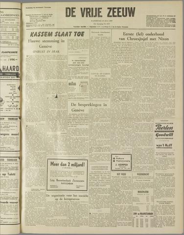 de Vrije Zeeuw 1959-07-25