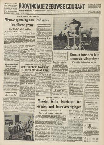 Provinciale Zeeuwse Courant 1956-06-25