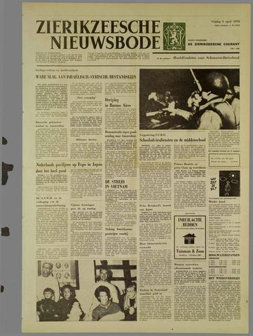 Zierikzeesche Nieuwsbode 1970-04-03