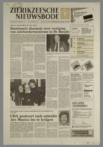 Zierikzeesche Nieuwsbode 1991-12-19