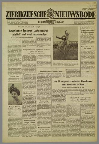 Zierikzeesche Nieuwsbode 1959-08-10
