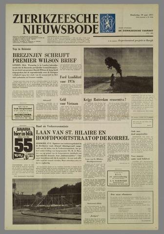 Zierikzeesche Nieuwsbode 1975-06-19