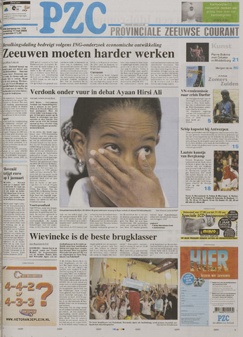 Provinciale Zeeuwse Courant 2006-05-17
