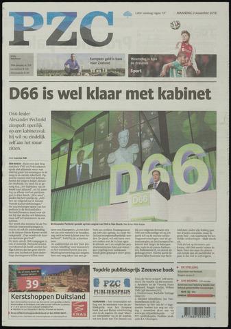 Provinciale Zeeuwse Courant 2014-11-03