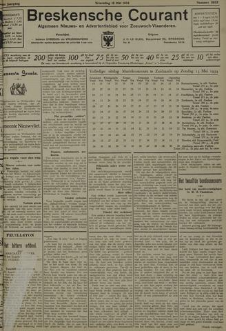 Breskensche Courant 1934-05-16
