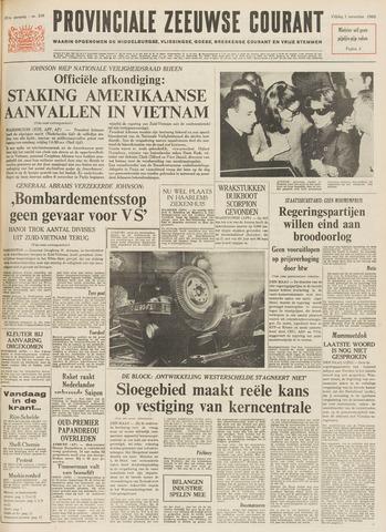 Provinciale Zeeuwse Courant 1968-11-01