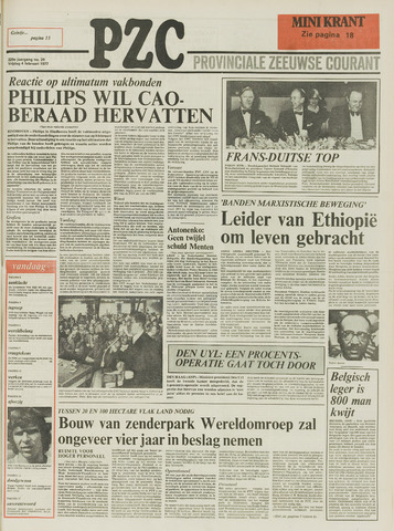 Provinciale Zeeuwse Courant 1977-02-04