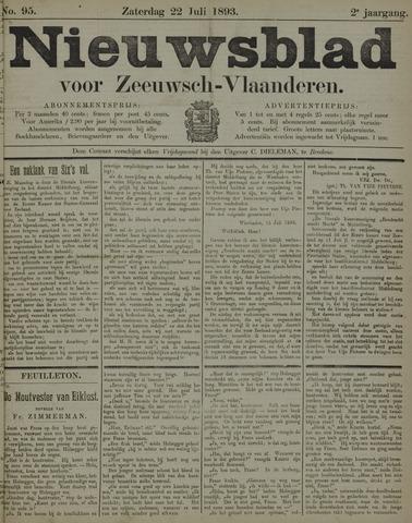 Nieuwsblad voor Zeeuwsch-Vlaanderen 1893-07-22