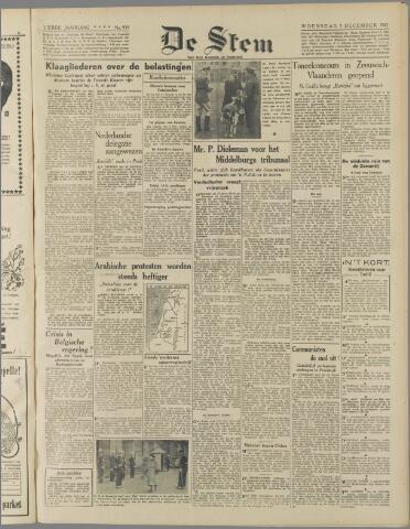 de Stem 1947-12-03