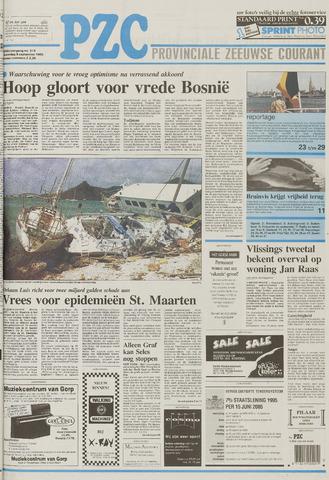 Provinciale Zeeuwse Courant 1995-09-09
