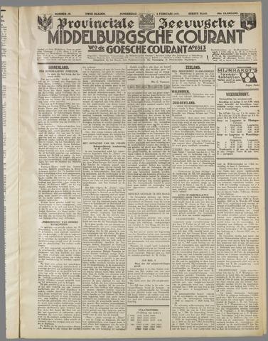 Middelburgsche Courant 1937-02-04
