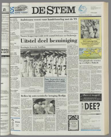 de Stem 1992-11-09