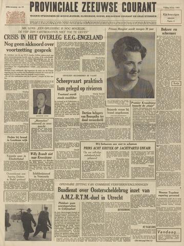 Provinciale Zeeuwse Courant 1963-01-18