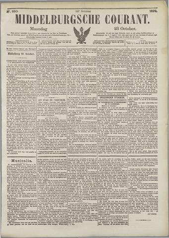 Middelburgsche Courant 1899-10-23