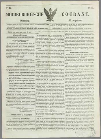 Middelburgsche Courant 1859-08-23