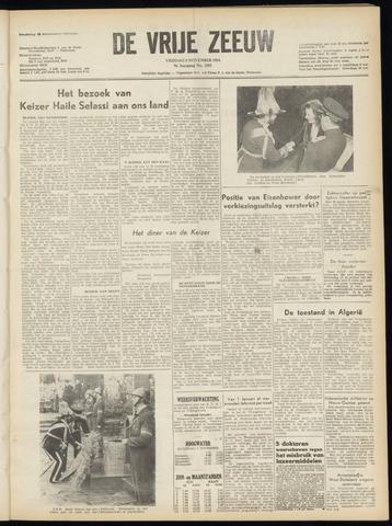 de Vrije Zeeuw 1954-11-05