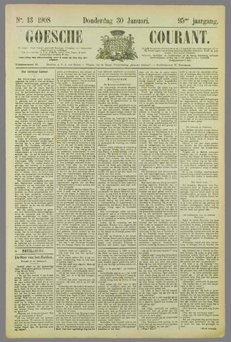 Goessche Courant 1908-01-30