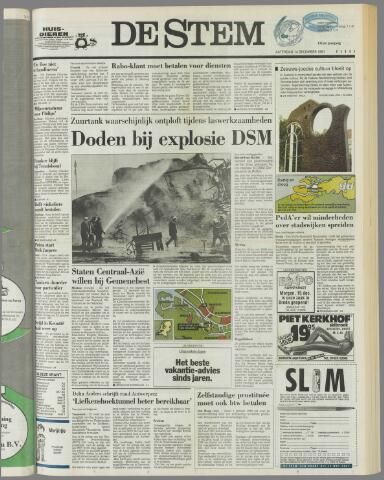 de Stem 1991-12-14
