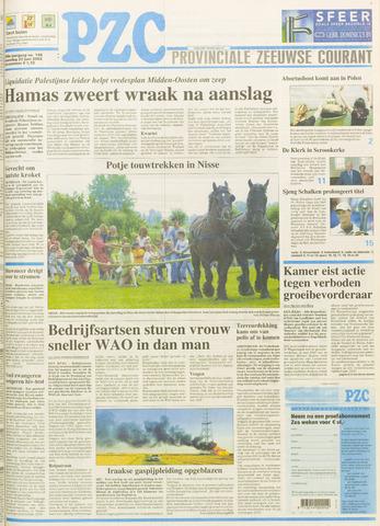 Provinciale Zeeuwse Courant 2003-06-23