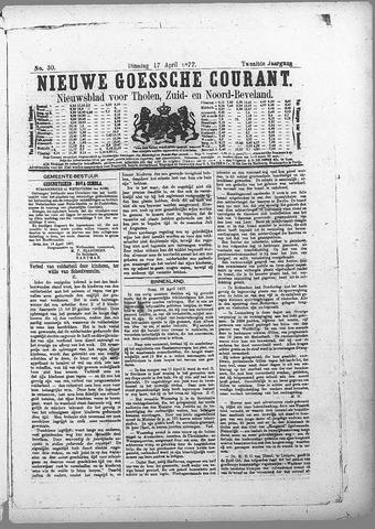 Nieuwe Goessche Courant 1877-04-17