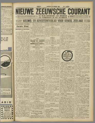 Nieuwe Zeeuwsche Courant 1930-02-22
