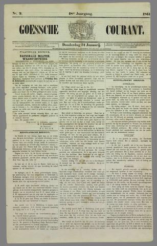 Goessche Courant 1861-01-31