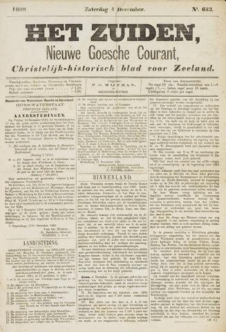 Het Zuiden, Christelijk-historisch blad 1880-12-04